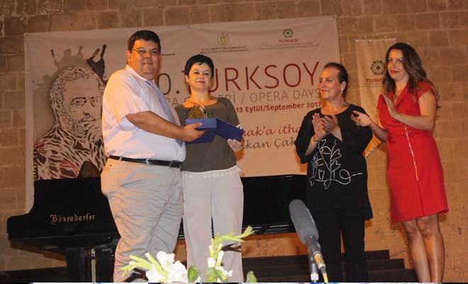 20'nci Türksoy Opera Günleri KKTC konseriyle tamamlandı