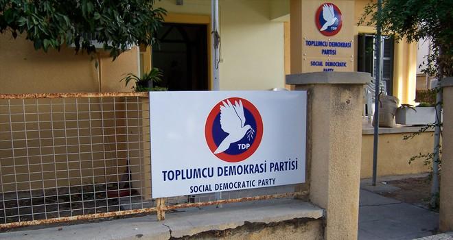 TDP de UBP'ye kapıları kapadı