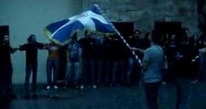 Atina'da tutuklanan öğrenciler serbest bırakıldı