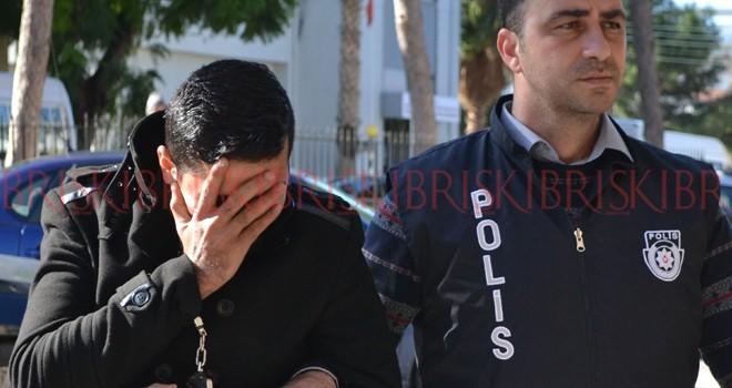Sahte vize işleminden tutuklandı