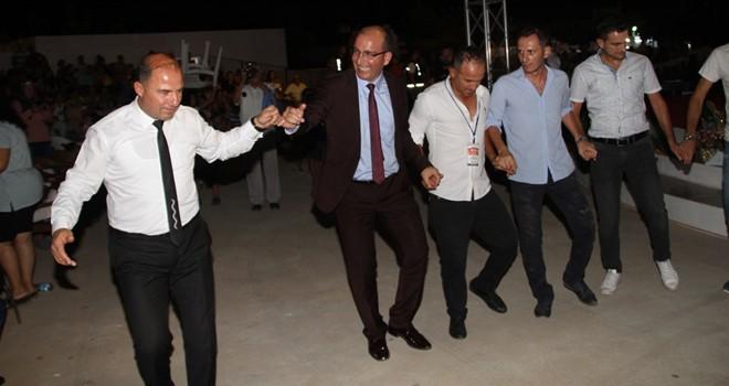 10. Yeniboğaziçi Pulya Festivali kapsamında Karadenizliler Gecesi gerçekleştirildi