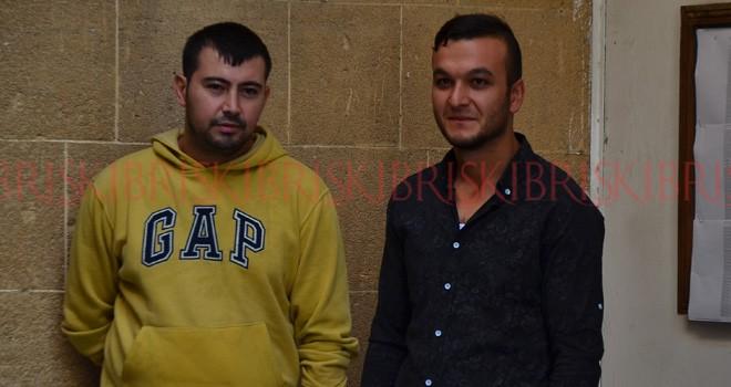 Gaspçı turistler cezaevine gönderildi