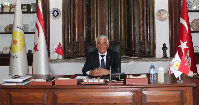Kıbrıs Türk Belediyeler Birliği Başkanlığı'na Özçınar seçildi