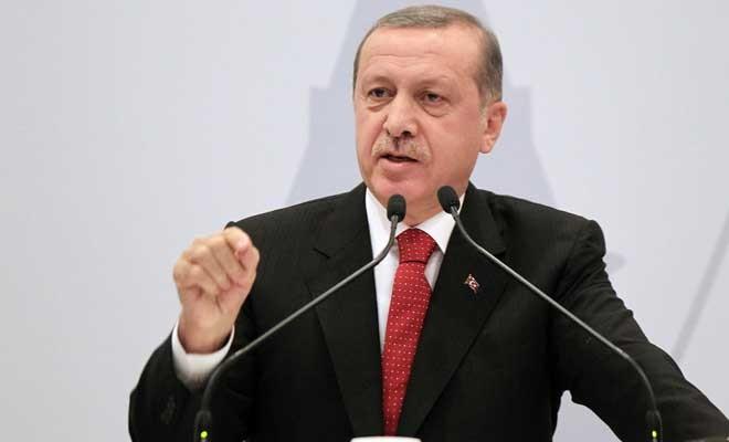 Erdoğan: Müzakereler 2016 sonu bir yere varmalı