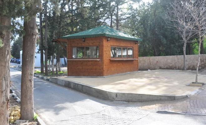 Turizm Parkı'nda yenileme çalışmaları sürüyor
