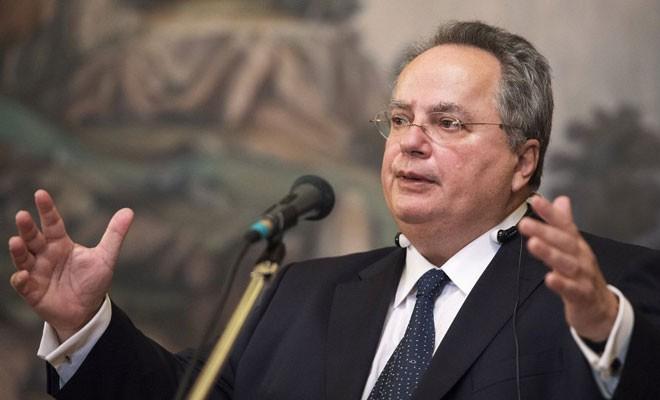 Yunanistan çoklu konferans için koyduğu koşulda ısrarcı