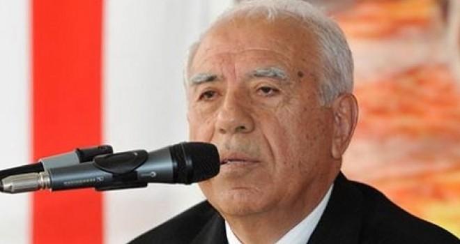 """""""Kıbrıs'ta iki devletli çözüm zamanıdır"""""""