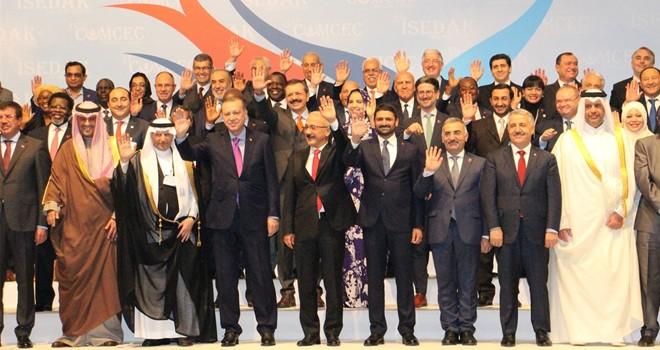 Atun Erdoğan'la bir araya geldi