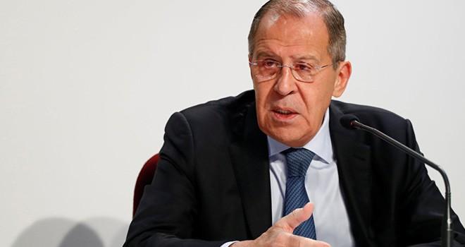 Lavrov: Suriye anayasa komitesi üye listesi hazır
