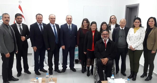 Girne Üniversitesi'nde Engelsiz Turizm ve Sağlık Konferansı