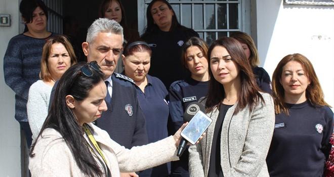 İçişleri Bakanı Baybars, Merkezi Cezaevi'ni ziyaret etti