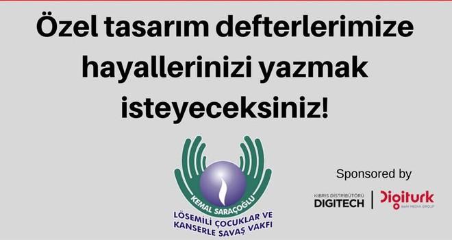 Kemal Saraçoğlu'ndan Digitech'e teşekkür plaketi