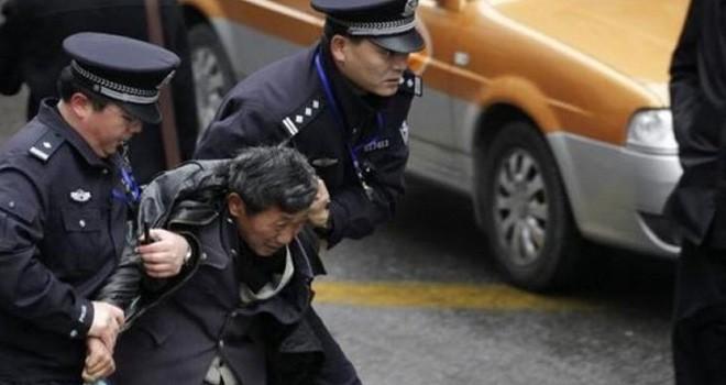 Çin'de yetersiz derslik protestosuna 46 gözaltı