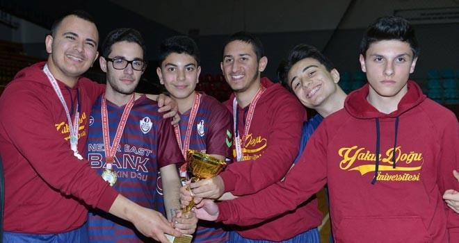 YDK çifte şampiyon