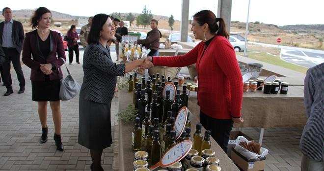 Cittaslow Mehmetçik Market hizmete açıldı