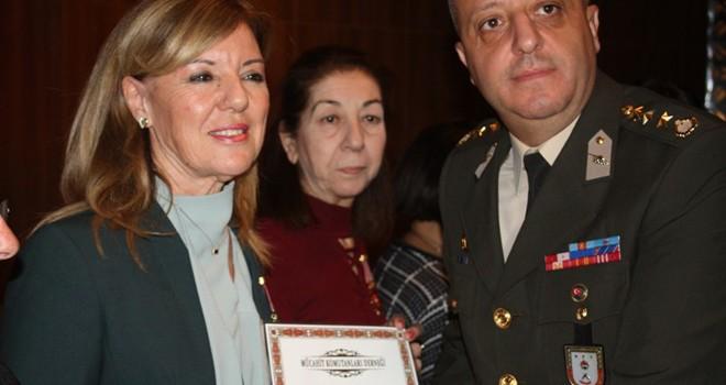 Mücahit Komutanları Derneği'nden 364 mücahideye onur madalyası ve beratı