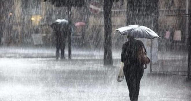 En fazla yağış Koruçam'a düştü