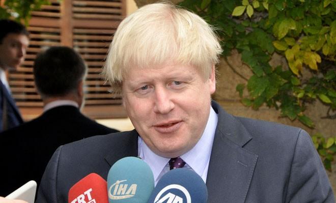 Johnson: İngiltere çözüme yardımcı olma arzusu içinde