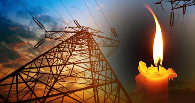 Lefkoşa'da yarın 6 saatlik elektrik kesintisi yapılacak