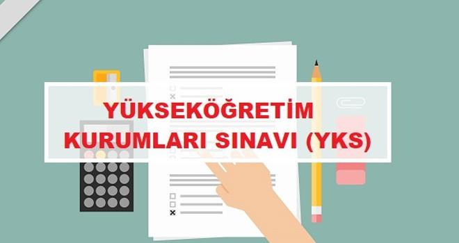 YKS sınavı 30 Haziran ve 1 Temmuz'da
