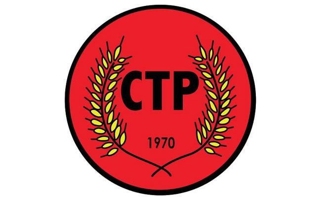 CTP, tarafları çözüm perspektifinden uzaklaşmamaya çağırdı