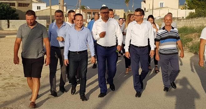 Latif: Akdoğan'a verdiğimiz hizmet sözümüz bitmedi