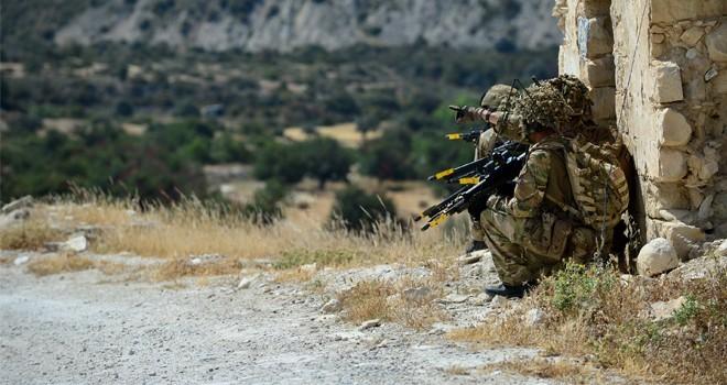 Rum-Yunan savunma konseyi yapıldı