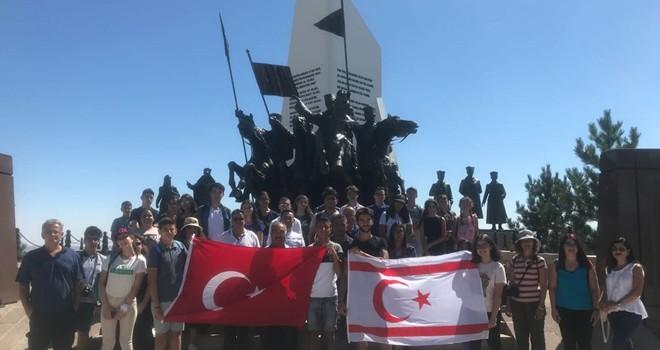 Sivil Savunma Teşkilatı Başkanlığı'nın düzenlediği Türkiye Kültür Gezisi başladı