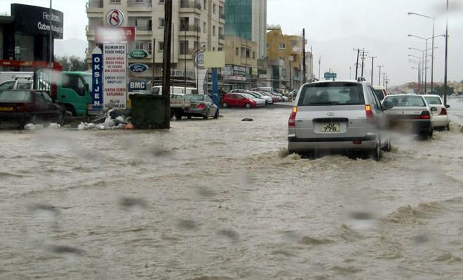 Meteorolojiden uyarı: Toprak suya doydu: Dikkatli olun!