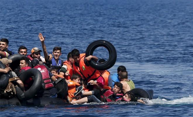 Akdeniz'de facia: 34 ölü, yüzlerce kişi kayıp