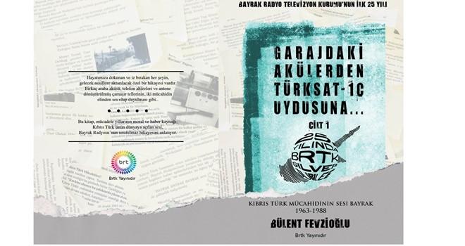 """""""Garajdaki Akülerden Türksat 1C Uydusuna"""" kitabı yayımlandı"""