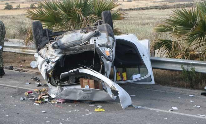 Bir haftada 52 trafik kazası
