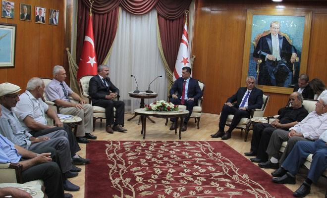 Hükümet Karpaz'ın sorunlarının çözümü için çalışıyor