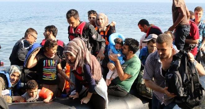 BM, güneydeki mülteciler konusunda endişeli