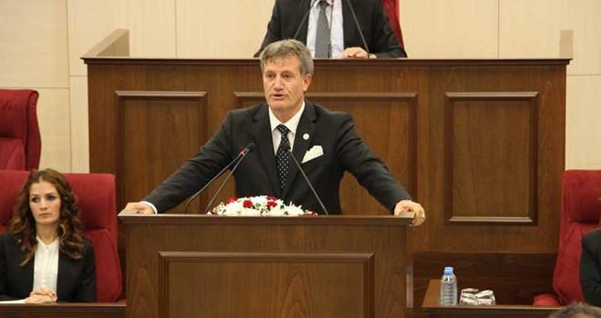 Arıklı Meclis'teki görevden almaları eleştirdi