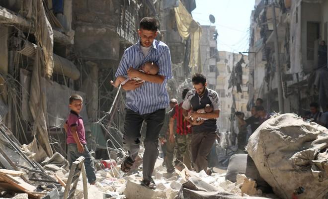 Suriye'de ateşkes yürürlüğe girdi