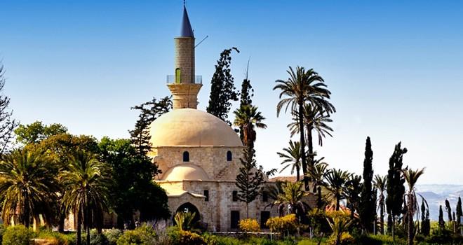 Hala Sultan Tekkesi'ne ziyaret düzenleniyor
