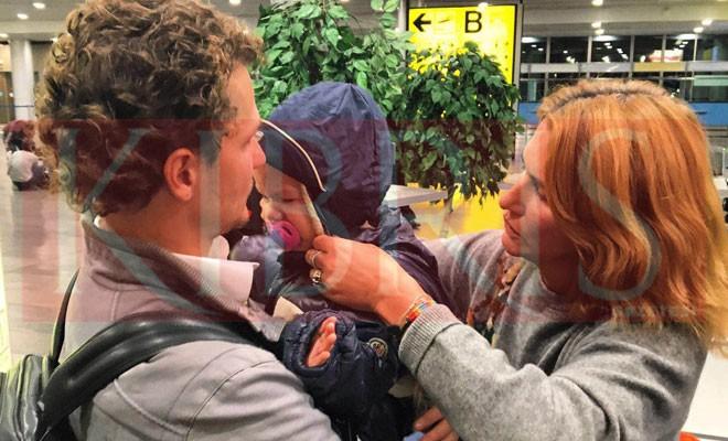 Milyarder bebek Sophia Rusya'da