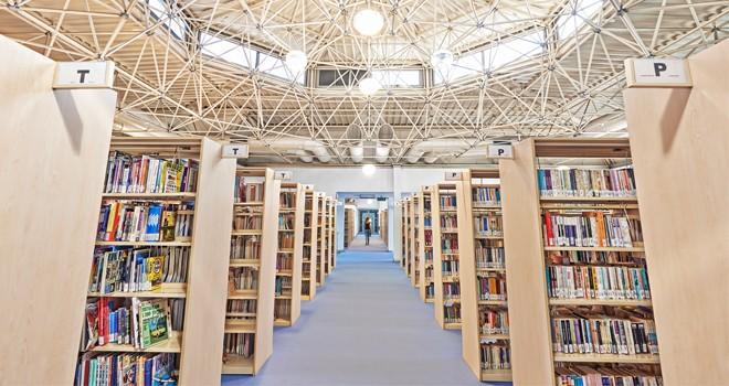 """Kıbrıs'ın ilk """"Nadir Eserler Kütüphanesi"""" açılıyor"""