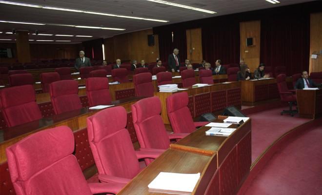 Hükümet yine Meclis'e gelmedi