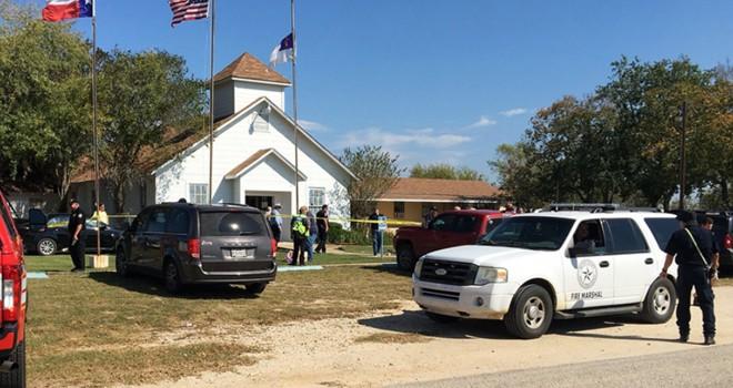 ABD'de kiliseye silahlı saldırı: 27 kişi öldü, 24 kişi yaralandı