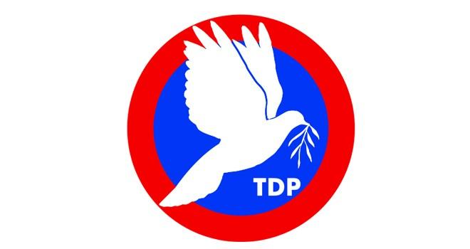 TDP adaylarını Pazar günü belirliyor