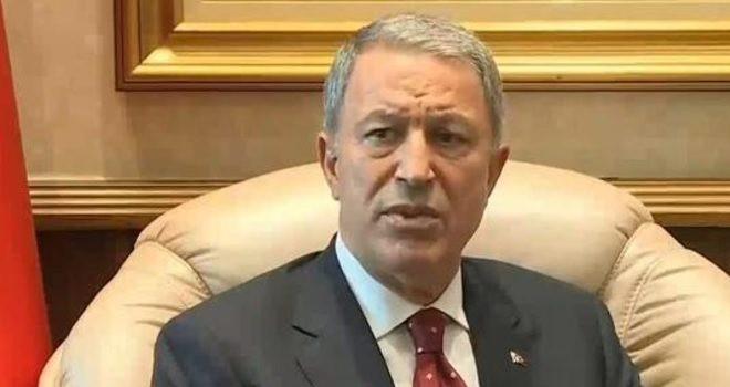 Akar: Akdeniz ve Ege'de tacize izin yok