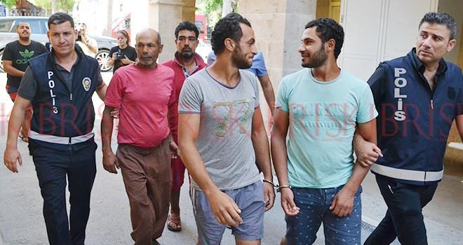 Mısırlı balıkçılar 3 gün daha tutuklu