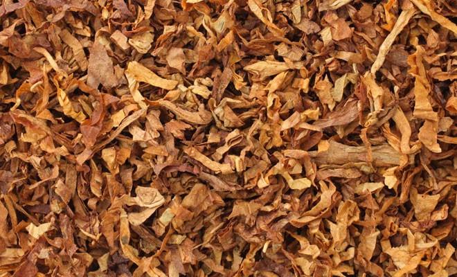 Larnaka'da 28 kilo kaçak tütün