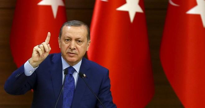 Erdoğan: Hadisenin arkasında kim varsa emniyet mutlaka bulacaktır