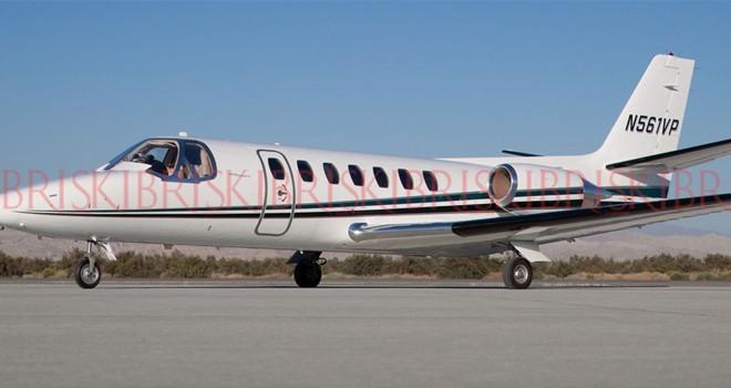 Özel uçak Ercan'a gelemedi