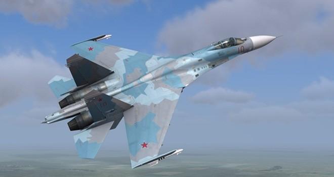 """Rus savaş uçağı, Karadeniz'de """"güvenli önleme"""" yaptı"""