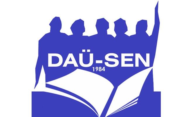 DAÜ-SEN'den Gülmen ve Özakça'ya destek