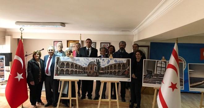 KAÜ Ankara'da Osmanlı Eserleri sergisi açtı